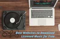 best websites download free licensed music legally
