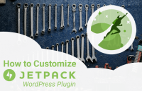 customize jetpack wordpress plugin