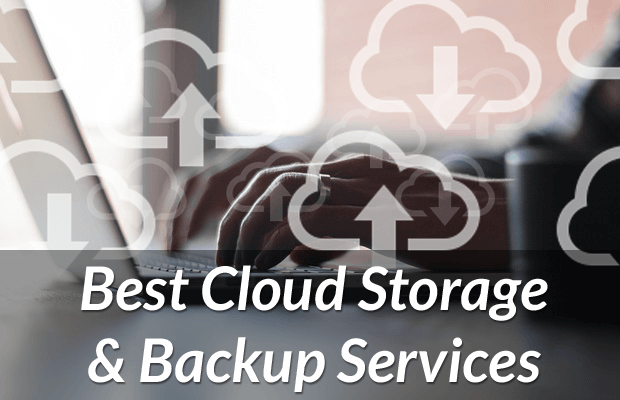 best cloud storage online backup services
