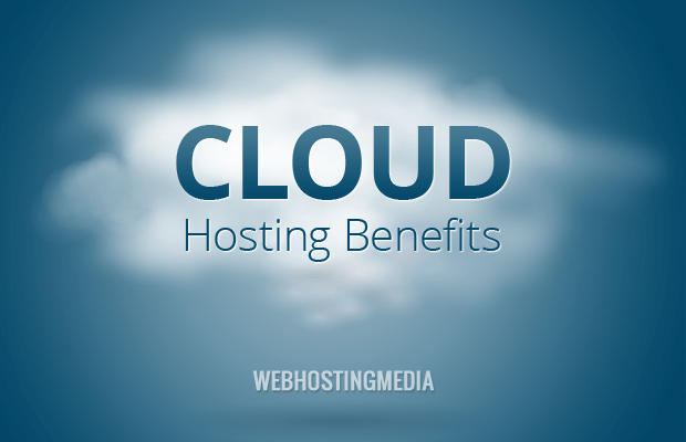 business benefits cloud hosting service