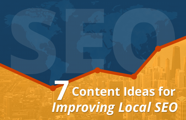 content ideas improve local seo