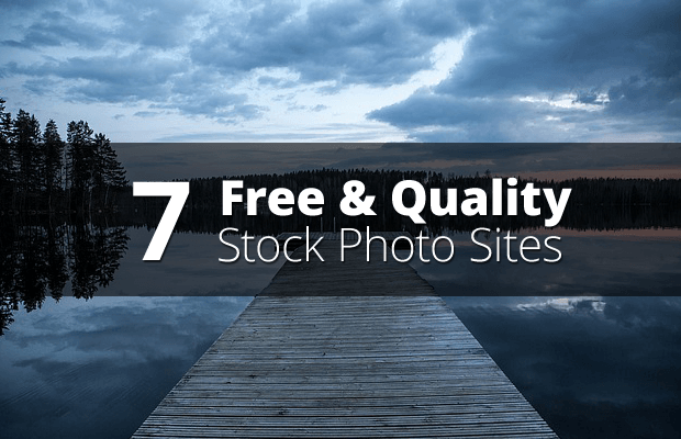 free high quality stock photo websites