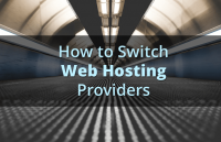 how to switch web hosting providers