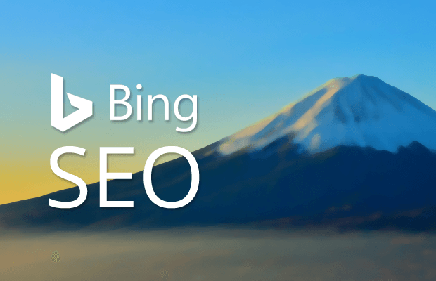seo how to optimize website for bing