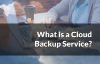 what is cloud backup service