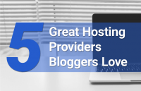 best blog hosting providers