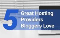 best blog hosting providers