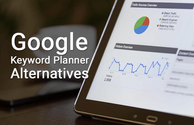 best google keyword planner alternatives