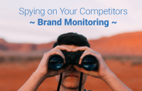 brand monitoring services spying on competitors