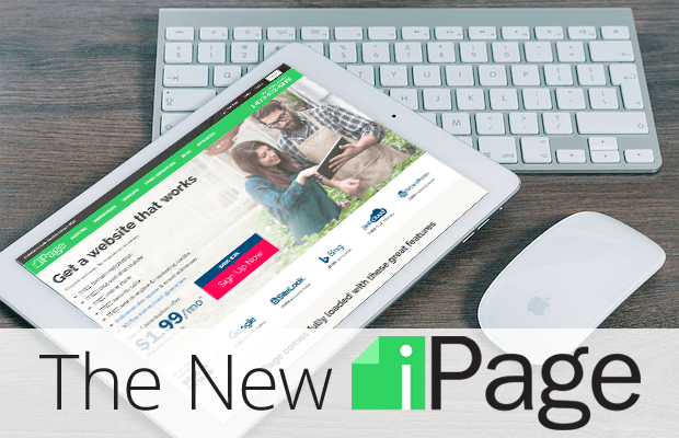 review new ipage