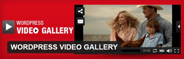 wordpress video gallery plugin