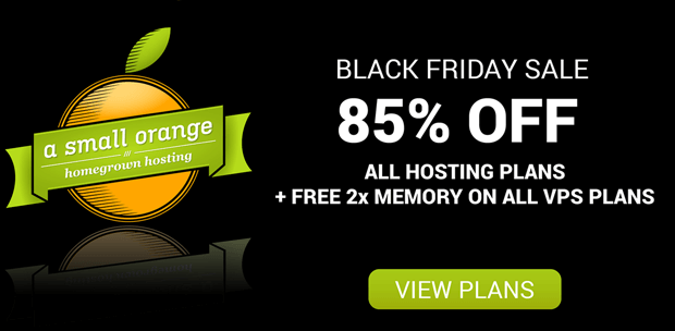 asmallorange black friday discount coupon code