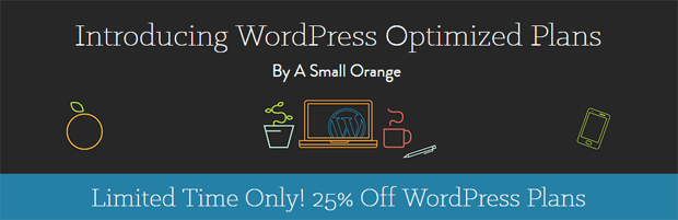 asmallorange wordpress hosting coupon codes