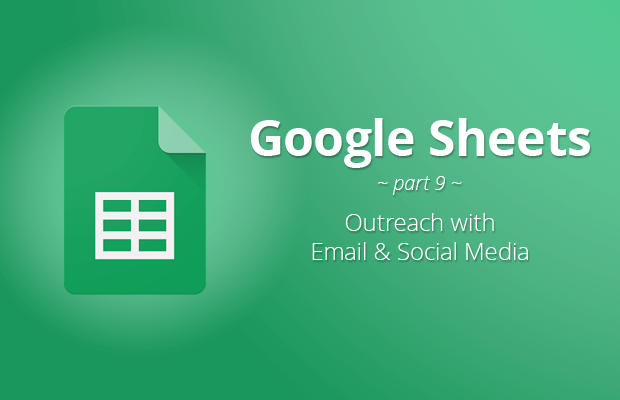 google-sheets-outreach-email-social-media