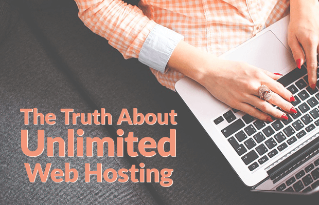 about unlimited web hosting