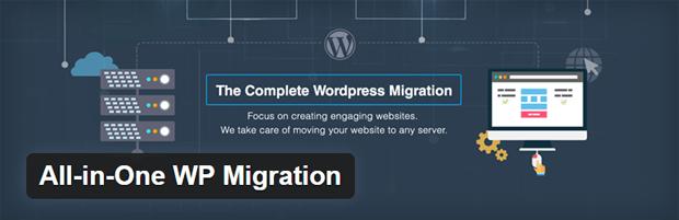 all in one wordpress migration plugin