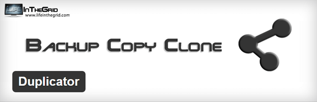 duplicator wordpress clone plugin