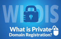 private whois domain name registration