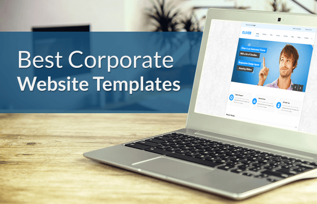 best responsive corporate website templates for your business