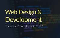 web design development tools 2017