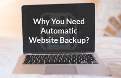 automatic website backup