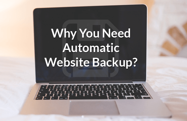 automatic website backup