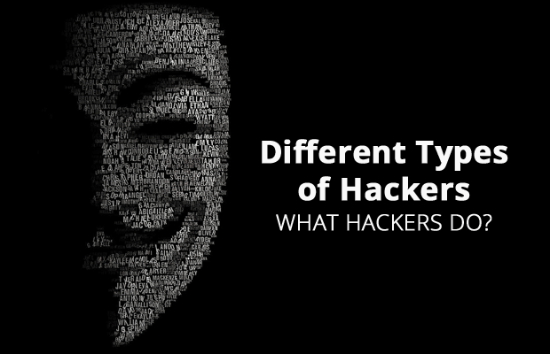 different types of hackers