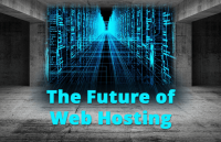 future web hosting industry