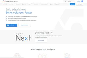 google cloud platform mobile app hosting