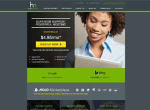 hostmonster best web hosting