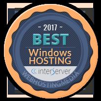 interserver best windows hosting 2017