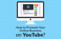 promote online business website youtube