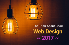truth about web design 2017