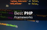 best php frameworks for web developers