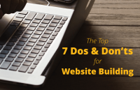 7 dos donts for website building