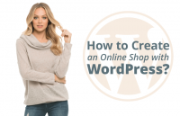 how to create online shop with wordpress