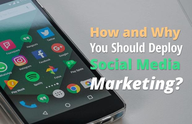 deploy social media marketing