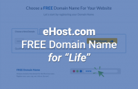 ehost.com free domain name