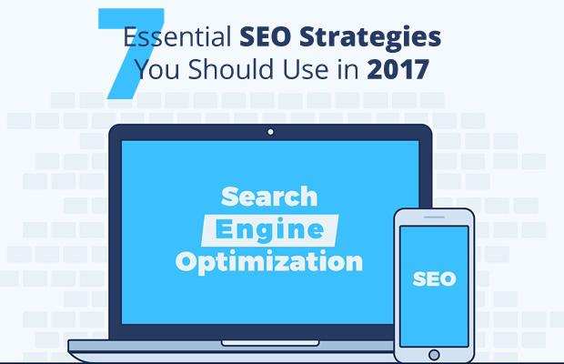essential seo strategies 2017