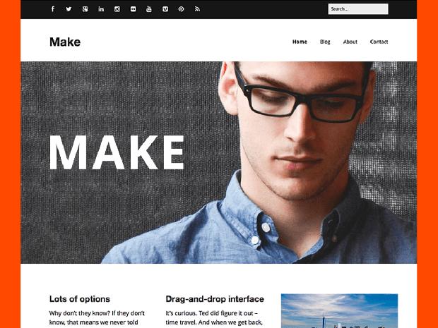 make free wordpress theme