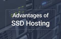 ssd hosting advantages
