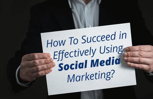 succeed using social media marketing