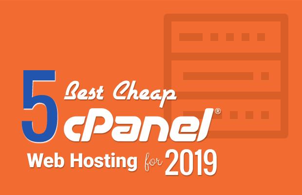 best-cpanel-hosting-2019