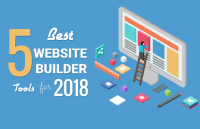 best website builders 2018