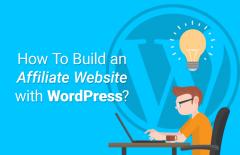 build affiliate website wordpress