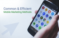 common efficient mobile marketing methods