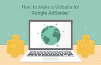 how make website google adsense