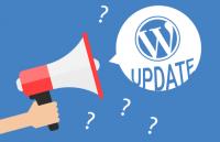 overview latest major wordpress updates