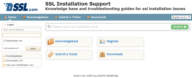 ssl com online customer support