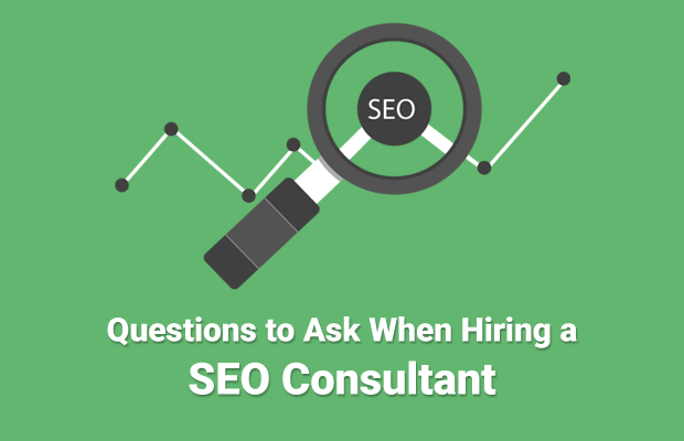 questions ask when hiring seo consultant